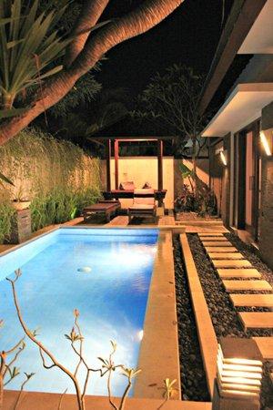 private pool @ Lumbini