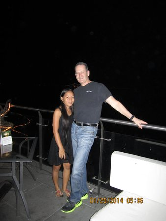 BEST WESTERN Hotel La Corona : Mark and Norena