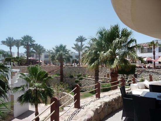 Renaissance Sharm El Sheikh Golden View Beach Resort: scorcio