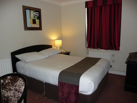 The Belvedere Hotel: Quarto 201