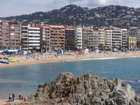 Playa de Lloret: Lloret Beach