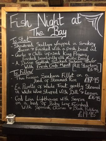 The Bay Horse: What a night