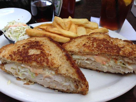 Ireland's Four Provinces : Kellygold Grilled Reuben