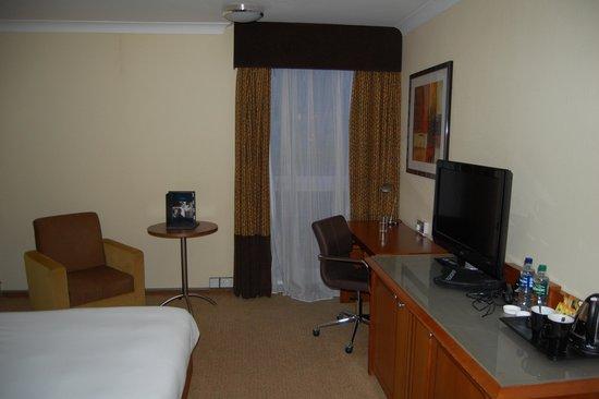 Hilton London Croydon: The Bedroom