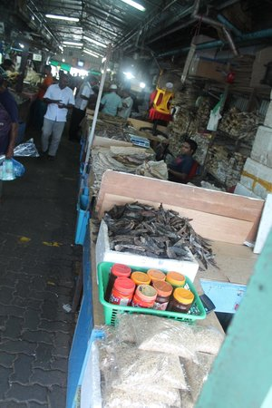 Male Local Market: Food Market in Malé