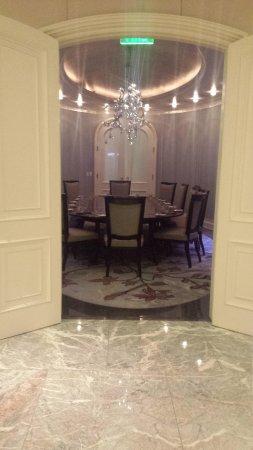 The Ritz-Carlton, Laguna Niguel: Private dining room near EnoSteak