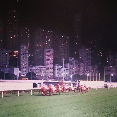 Happy Valley Racecourse: Amazing place