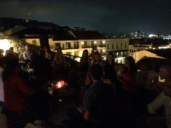 Hotel Casa Nuratti: Rooftop