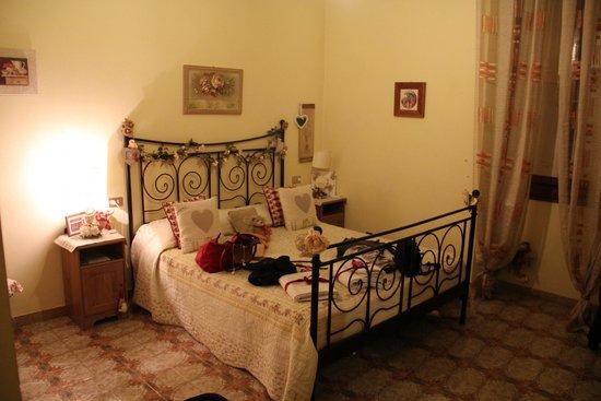 Il Giglio d'Oro : The room
