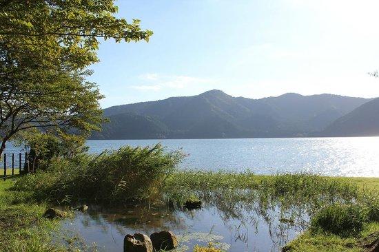 The Prince Hakone Lake Ashinoko : Garden view