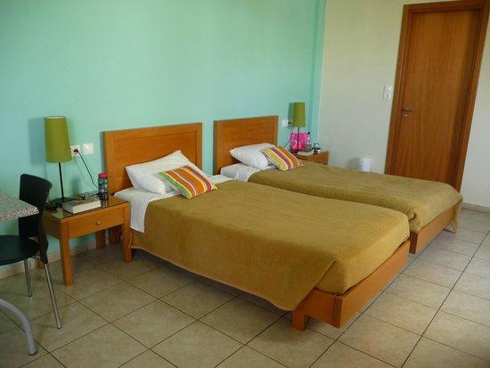 Kristalli Hotel Apartments : room