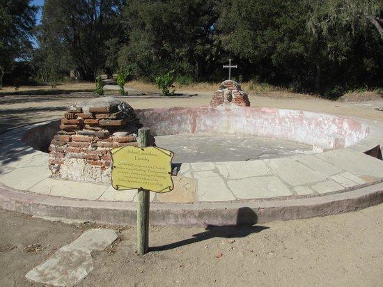 La Purisima State Historical Park : Lavenderia