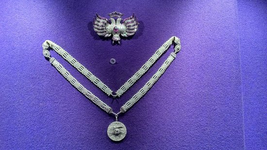 The National History Museum of Romania (Muzeul National de Istorie a Romaniei) : Collier