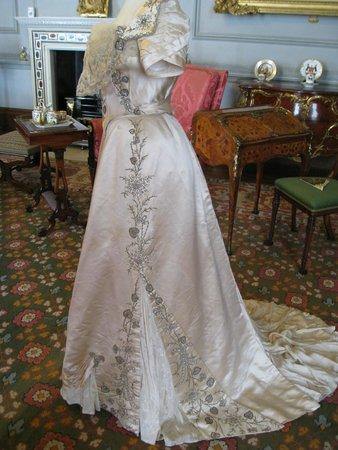 Ickworth House: Bead work
