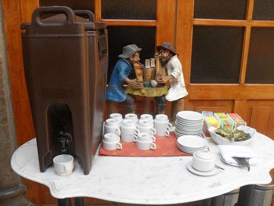 BEST WESTERN Los Andes De America : Tea area