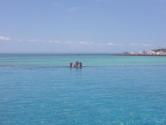 Costabaja Resort & Spa: Beach club