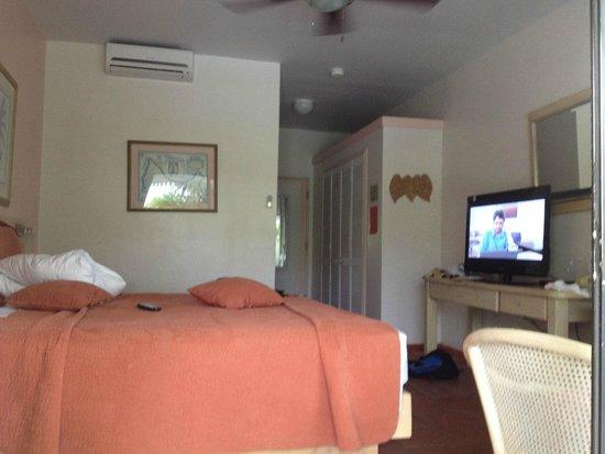 Caribbean Paradise Inn: room