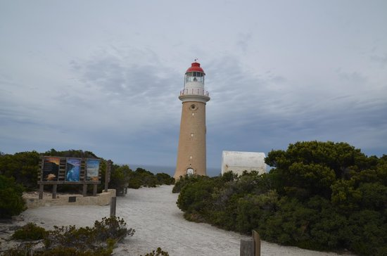 Southern Ocean Lodge: Lighthouse