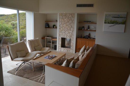 Southern Ocean Lodge: Room