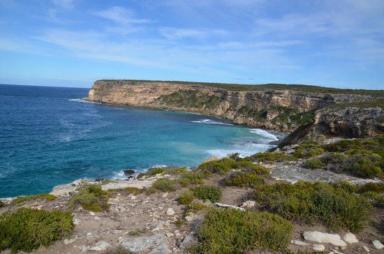 Southern Ocean Lodge: Cliff Walk