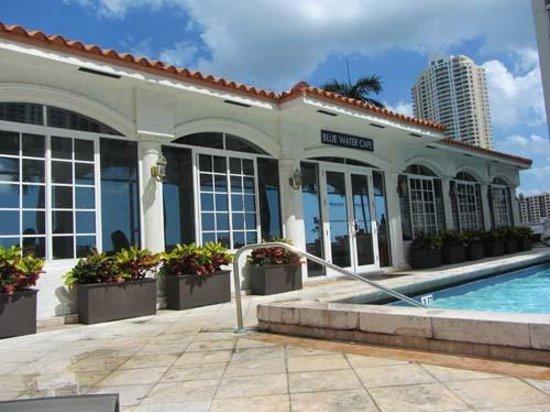 InterContinental Miami: Pool Area