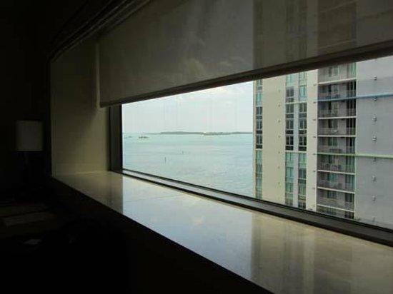 InterContinental Miami: Room View