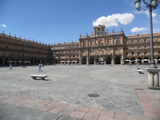 Salamanca's Plaza Mayor: foto2