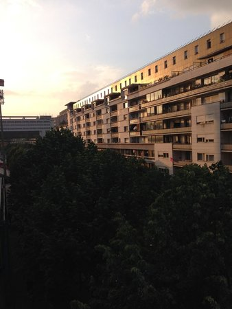Ibis Styles Paris Bercy: view from room #324
