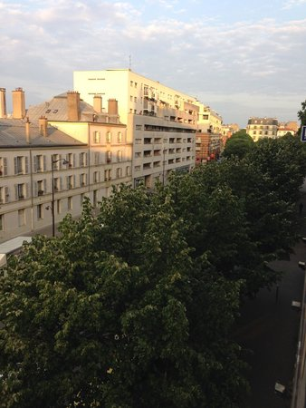 Ibis Styles Paris Bercy : view from room #324