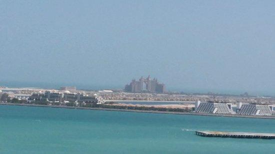 Sofitel Dubai Jumeirah Beach: View from 1909