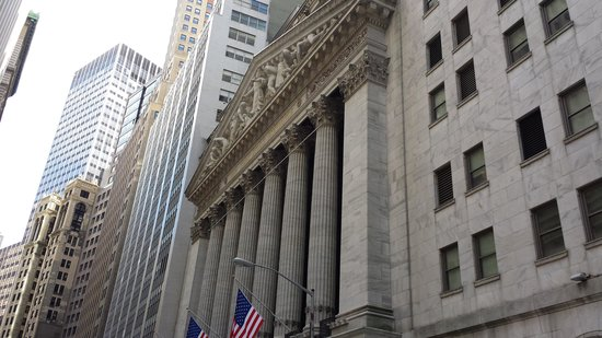 OnBoard New York Tours: new york stock exchange