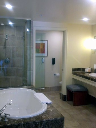 Omni La Costa Resort & Spa: Nice bathroom area.