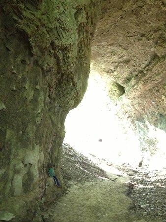 Carter Caves State Resort: Smokey Bridge