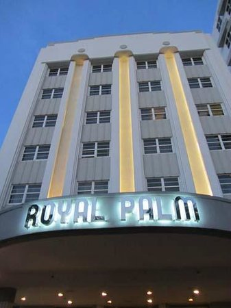 Royal Palm South Beach Miami, A Tribute Portfolio Resort: Front Entrance