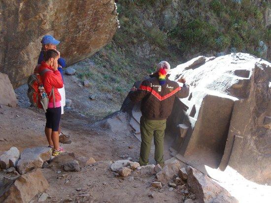 Encuentros Andinos: Inka ruins