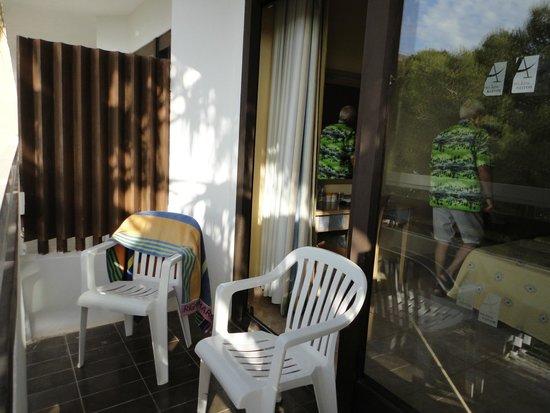 azuLine Hotel Bergantin: balcony