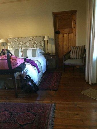 De Doornkraal Historic Country House Boutique Hotel: Bedroom