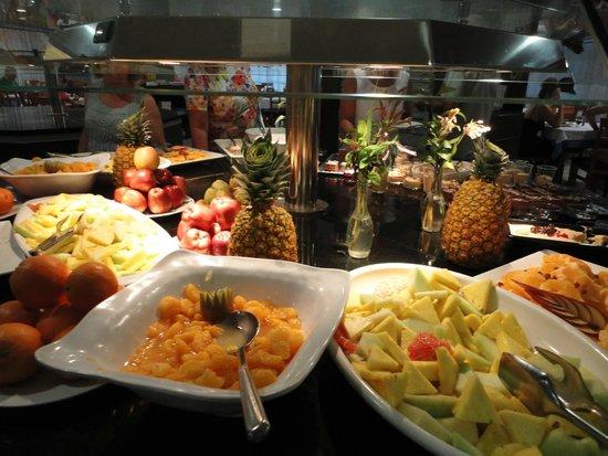 azuLine Hotel Bergantin: Restaurant