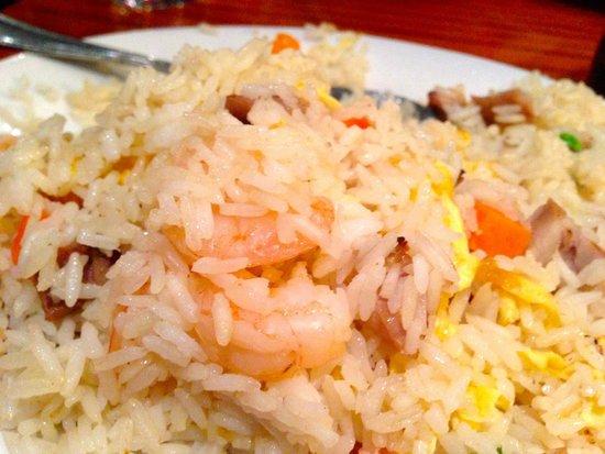 Chin Chin : Yang Chow Rice
