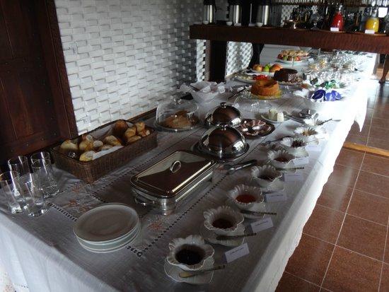 We Hotel: Café da Manhã