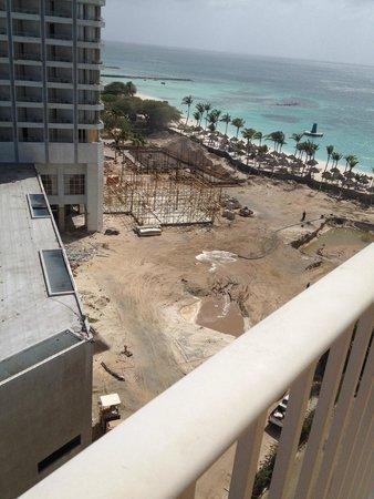 Hotel Riu Palace Aruba: View