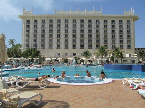 Hotel Riu Palace Aruba: Pool