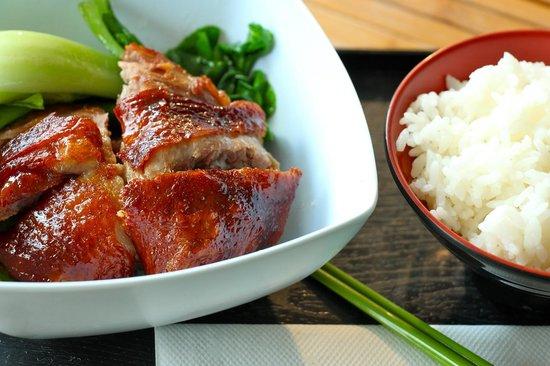 Written On Tea: 烧鸭 Roast Duck Lunch Special