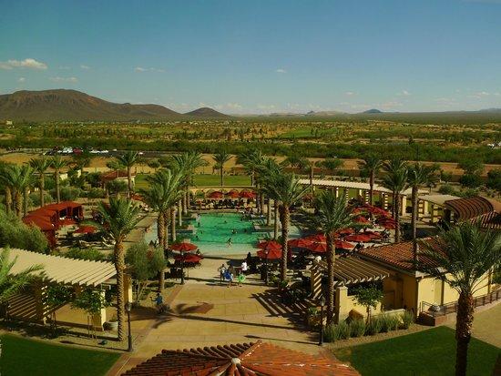 Casino Del Sol Resort: Casino del Sol__Oasis Pool__June2014