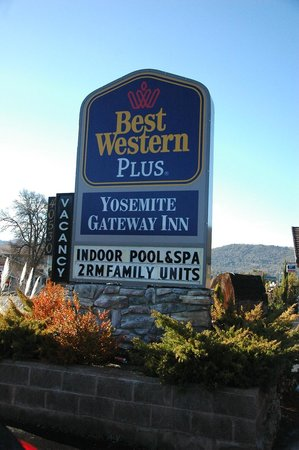 Best Western Plus Yosemite Gateway Inn: Where we stayed at Oakhurst