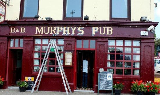 Murphy Bed And Breakfast Dingle Ireland