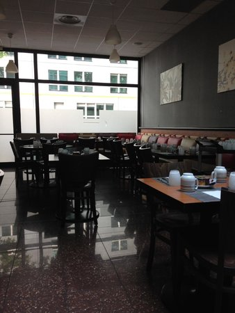 Appart'City Confort Lyon Gerland: Breakfast area