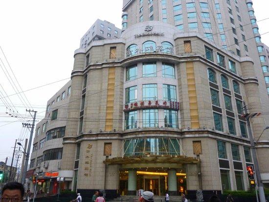 The Bund Hotel: Hotel facade