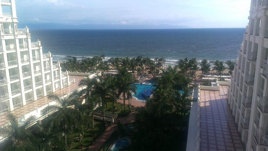 Hotel Riu Palace Pacifico: View from room 6033