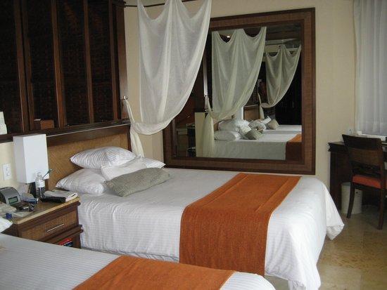Dreams Riviera Cancun Resort & Spa: Amazing rooms!